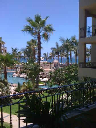 Villa La Estancia Beach Resort & Spa Los Cabos: View from our balcony, PARADISE!