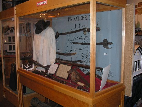 Queens County Museum: An introduction to our Privateering History