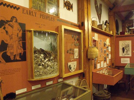 Queens County Museum: An introduction to our Mik'maq History