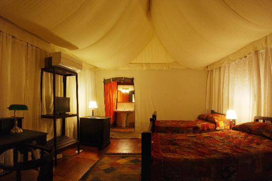 Grassroots Wayanad: Inside the luxury Swiss tent