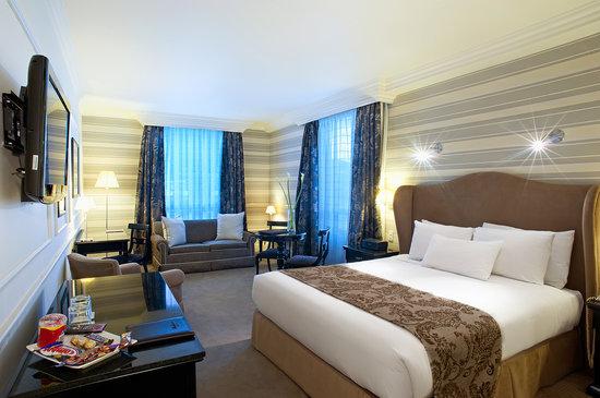Hotel Dann Carlton Quito : Carlton Floor Queen