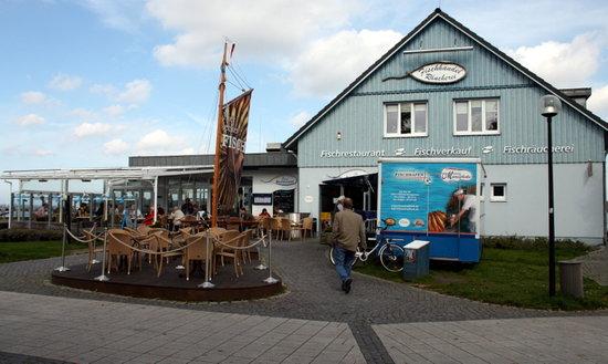 Ribnitzer-Fischhafen: Das
