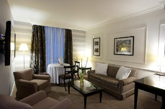 Hotel Dann Carlton Quito: Suite Carlton Floor