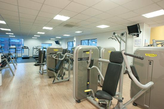 Hotel Dann Carlton Quito: Gym