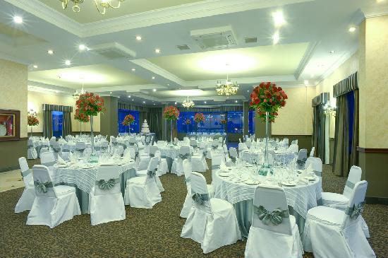 Hotel Dann Carlton Quito: Victoria Meeting Room
