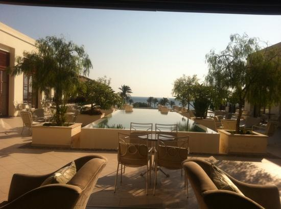 Grecotel Kos Imperial Hotel: The view that greets you upon arrival