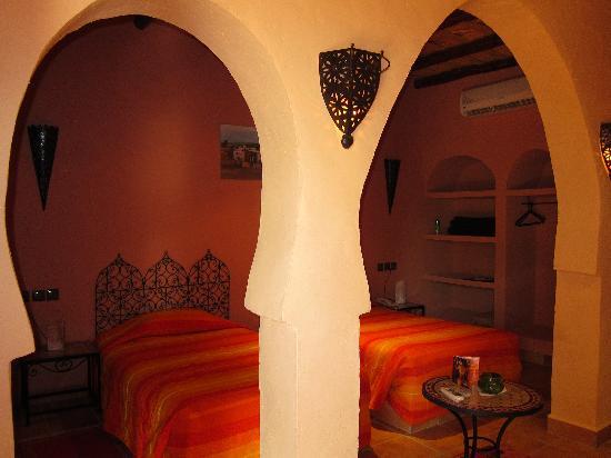 Kasbah Hotel Chergui: 2 Person Room