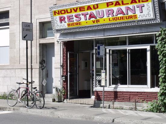 Image result for Le nouveau palais montreal