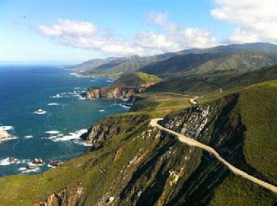 provided by: Big Sur Tourism Information
