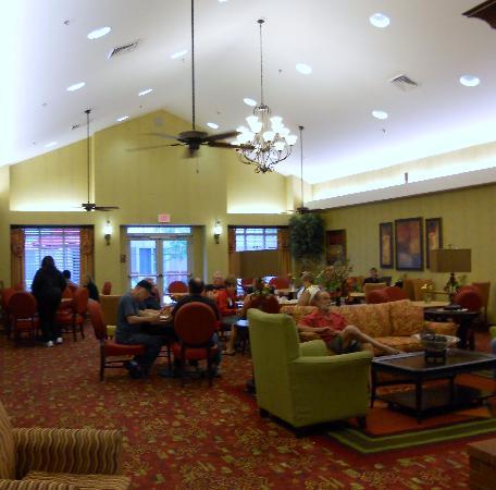 Homewood Suites by Hilton, Medford: Breakfast room / reception room