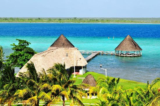 Bacalar, المكسيك: LAGUNA DE BACALAR 