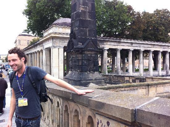 Insider Tour: Berlin, tour guide David