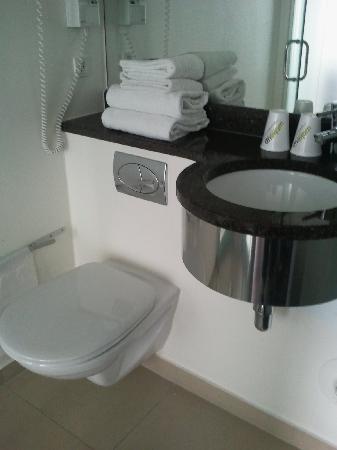 เวคอัพ โคเปนเฮเก้น โฮเต็ล: Bathroom