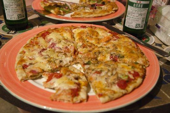 Chez Papa: Pizza