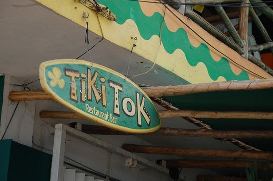 Tiki Tok Restaurant Bar