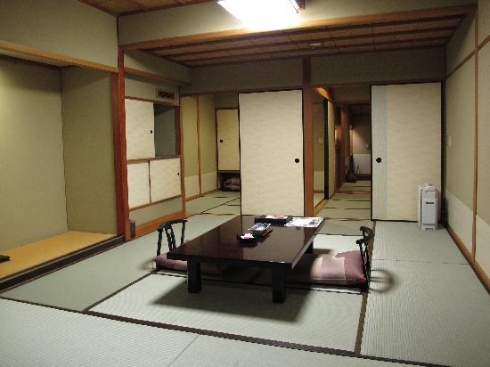 โกซานเต อุบูยะ: a standard room