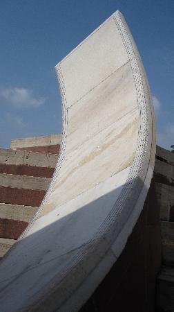 จันตาร์มันตาร์ (จัยปูร์): lools like modern sculpture