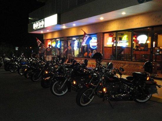 High Stakes Bar & Grill: Bike Week