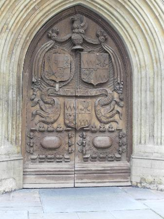 Bath Abbey Abbey door & Abbey door - Picture of Bath Abbey Bath - TripAdvisor pezcame.com