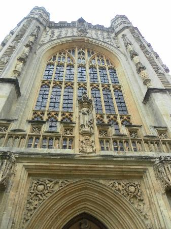 Bath Abbey: Bathe Abbey
