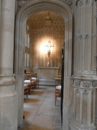 Bath Abbey: Birde Chapel