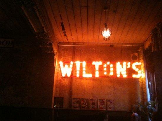 Wilton's Music Hall: Inside Wiltons music hall