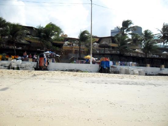 Visual Praia Hotel: Frente Mar