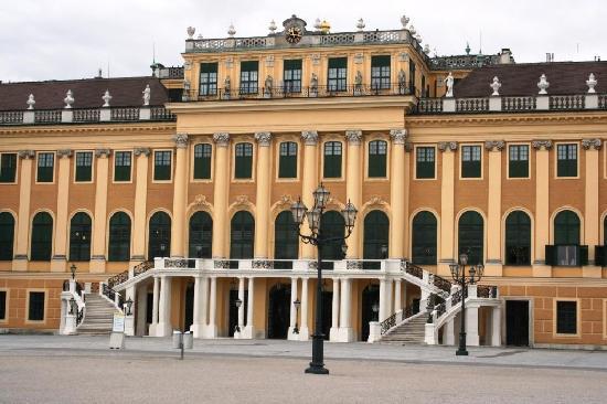 พระราชวังเชินบรุนน์: Schloss
