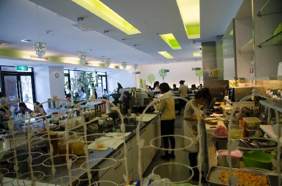 Pear Coffee - Shengli Road: kitchen