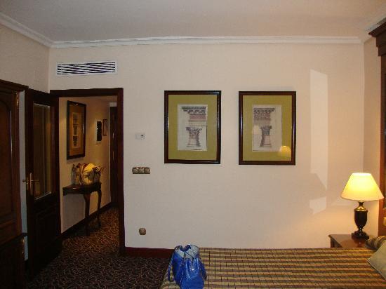 เมเลีย บาราจาส โฮเต็ล: detalle de decoracion