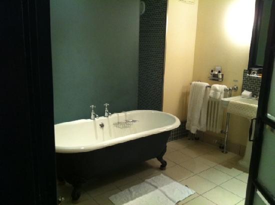 Hotel du Vin & Bistro: Bathroom