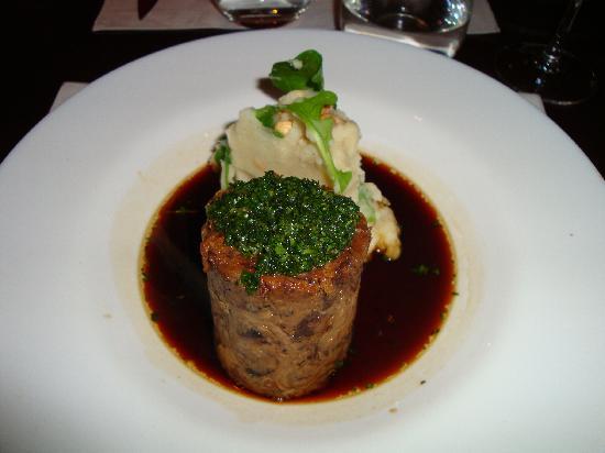1884 Restaurante Francis Mallmann: Cordero 7 horas