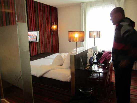 โรงแรมเวสท์คอร์ดซิตี้เซ็นเตอร์ อัมสเตอร์ดัม: room