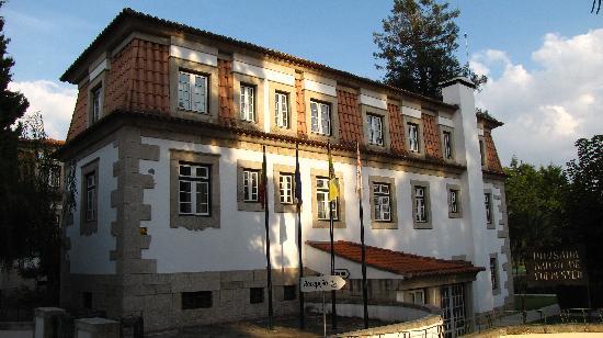 Pousada Barao de Forrester: Hotel von der Straße