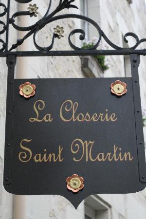 La Closerie Saint Martin: Welcome