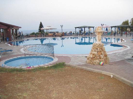 Marni Village: Marni main pool area