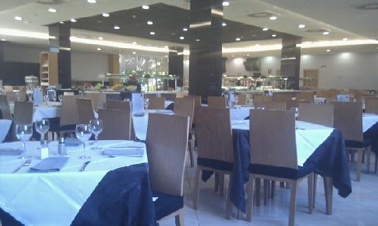 Albir Playa Hotel & Spa: Hotel Dining room