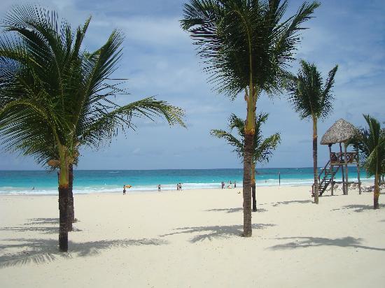Hard Rock Hotel & Casino Punta Cana: vista de la playa