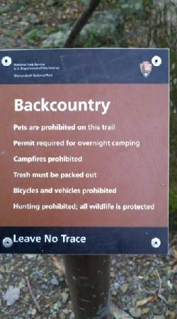 Shenandoah River Outfitters, Inc.: Always leave no trace