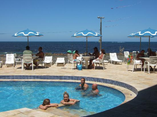 Dunas Praia Hotel: piscina do hotel