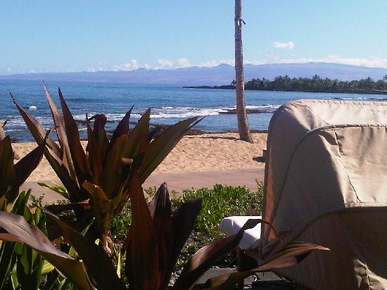 Four Seasons Resort Hualalai: From room