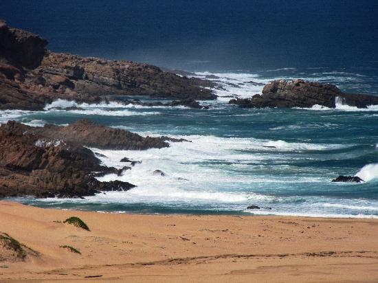 Robberg Nature Reserve: Indian Ocean