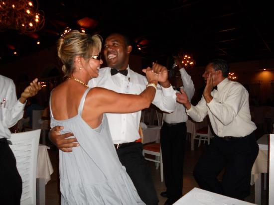 Majestic Colonial Punta Cana: vamos a bailar!!