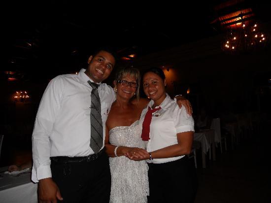 Majestic Colonial Punta Cana: Lindos Amigos!!