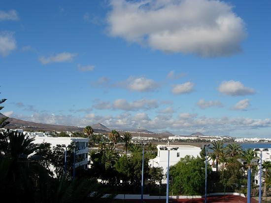 VIK Hotel San Antonio: view from room 3013