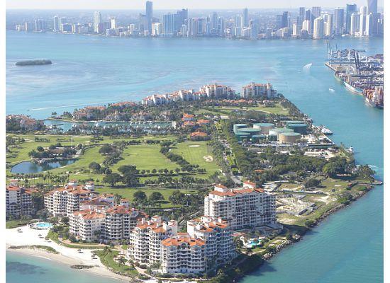 Miami Seaplane Tours: View from plane