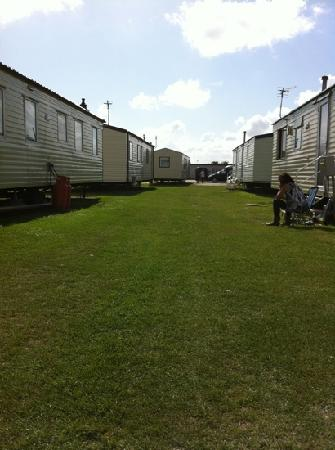 Camber Sands Holiday Park - Park Resorts: from the doorstep of the caravan