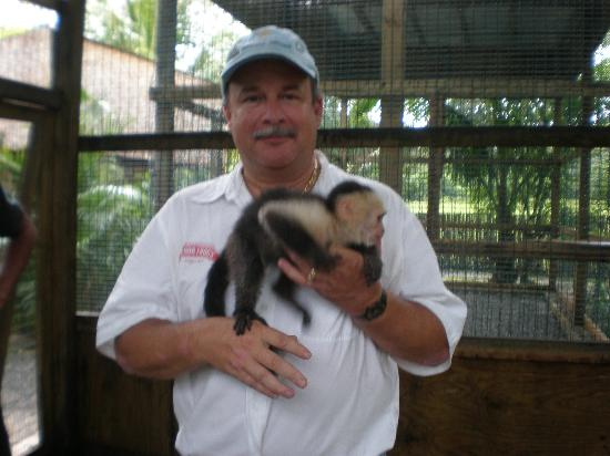 Roatan Christopher Tours: Great place
