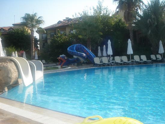 Alba Resort Hotel: lovely pool