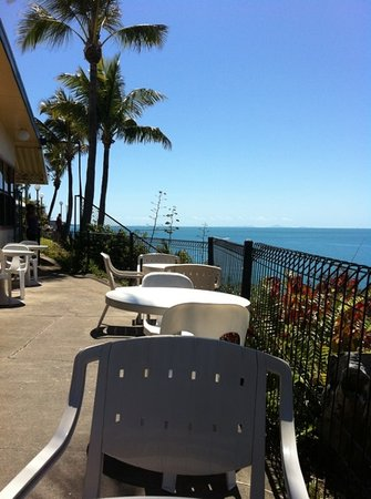 Eimeo Pacific Hotel: view from the Eimeo